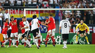 #footballmemories: Exklusive Aufnahmen von der EURO 2008