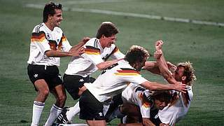 WM-Triumph 1990 auf sportschau.de