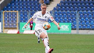 FC Bayern holt Nationalspielerin Bühl
