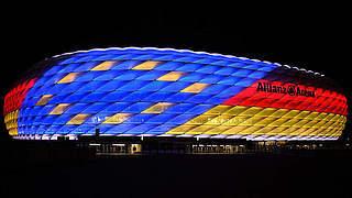 München bleibt EM-Spielort: Wichtiges Signal in schwerer Zeit