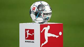 Bundesliga setzt Saison am 16. Mai fort