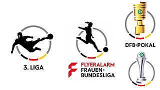 3. Liga, Frauen-Bundesliga, Pokal: Hygienekonzepte zum Download