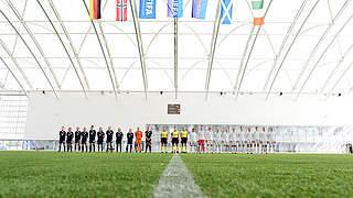 U 20- und U 17-WM terminiert
