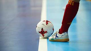Futsal-Bundesliga: Entscheidung über Verschiebung zu späterem Zeitpunkt