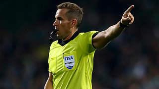 Stieler pfeift Bremen gegen Leverkusen
