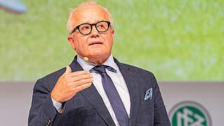Fritz Keller: 5-Punkte-Plan für mehr Nachhaltigkeit im Fußball
