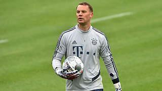 Neuer verlängert beim FC Bayern bis 2023