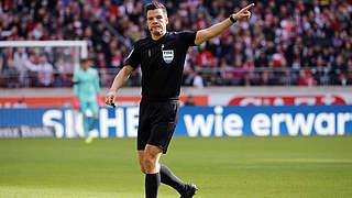 Osmers pfeift Hertha BSC gegen Union Berlin