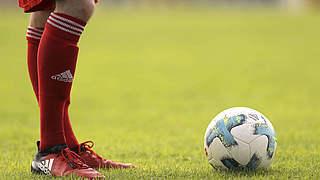 Mehr Flexibilität für DFB-Wettbewerbe