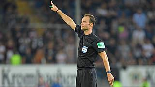 Dankert pfeift RB Leipzig gegen Hertha BSC