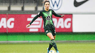 Wolfsburg verlängert mit Sara Doorsoun
