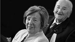 DFB trauert um Marianne Braun