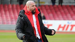 FC-Trainer Sascha Glass: Das Unmögliche möglich machen