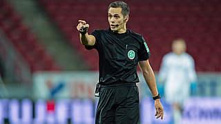 Hartmann pfeift FC Bayern gegen Fortuna
