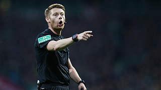 Dingert pfeift Köln gegen Leipzig