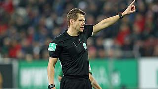 Ittrich pfeift Bremen gegen Frankfurt