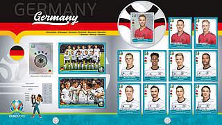 Stickeralbum: Diese Spieler hätte Panini zur EURO 2020 geschickt