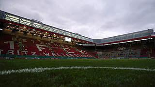Jena-Spiel nach Kaiserslautern verlegt