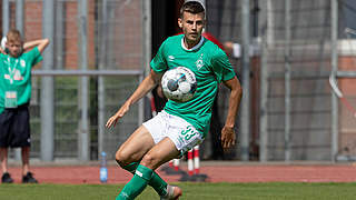 Werder-Kapitän Engelhardt: Immer wieder Etappenziele gesetzt
