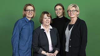 Vier Generationen Frauenfußball: Wir können noch mehr
