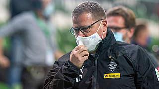 Ein Spiel Innenraumverbot für Gladbachs Sportdirektor Eberl