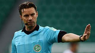 Winkmann pfeift Pokalhalbfinale Saarbrücken gegen Leverkusen