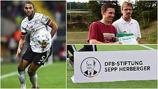 Fußballer helfen Fußballern: Unbürokratische Hilfe in der Corona-Krise