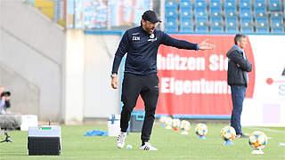 Magdeburg trennt sich von Trainer Wollitz
