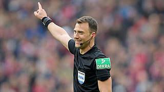 Zwayer pfeift Bayern gegen Gladbach