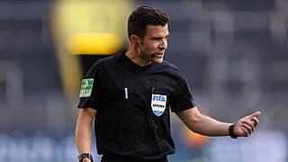 Osmers pfeift Bremen gegen FC Bayern