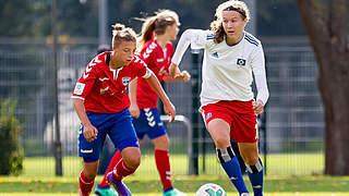 HSV-Torjägerin Larissa Mühlhaus: Das macht mich stolz