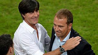 Löw gratuliert Bayern: Flick hat Team Stempel aufgedrückt