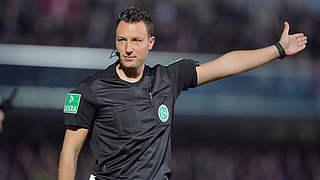 Jablonski pfeift Leverkusen gegen Köln