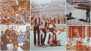 Heute vor 40 Jahren: Bernd Foest beim EM-Finale in Rom