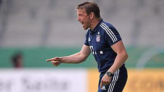 Seitz: Flick hat viele Bayern-Talente längst auf dem Radar