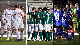 Sportliche Aufsteiger aus der Regionalliga offiziell benannt