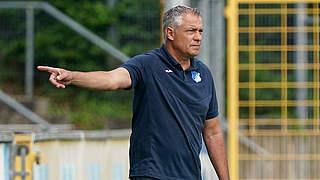 TSG Hoffenheim: Trainer Ehrmann hört auf