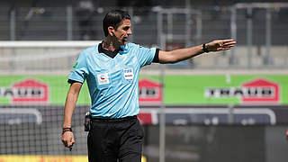 Aytekin pfeift Gladbach gegen Hertha BSC