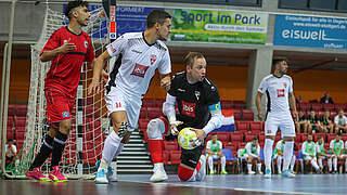 Endrunde der Deutschen Futsal-Meisterschaft 2019/2020 ausgelost