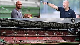 Finaltrainer Lerch und Högner: Wir fühlen uns in Köln sehr wohl