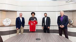 Nationalspieler Sané wechselt zum FC Bayern