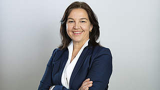 Heike Ullrich ist neue Stellvertretende Generalsekretärin des DFB