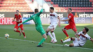 FC Ingolstadt schrammt am Aufstieg vorbei