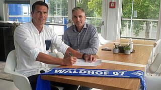 Waldhof Mannheim: Glöckner übernimmt
