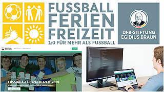 Neue Ansätze und Chancen: Virtuelle Fußball-Ferien-Freizeiten