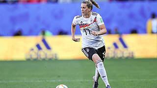 Verena Schweers beendet ihre Karriere