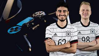 Deutschland im eFriendly gegen Schweden