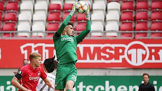 FCK-Torhüter Spahic: Große Lust auf den DFB-Pokal