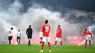 DFB-Sportgericht erlässt Vereinen 25 Prozent der Strafe