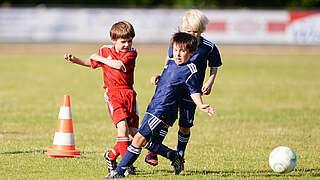 Mit Ballspielen allgemeinsportlich trainieren